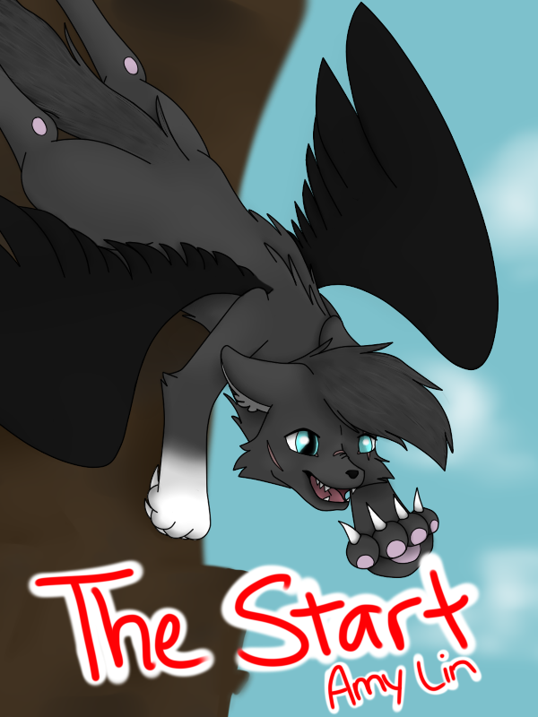 The Start Cover alt. Author