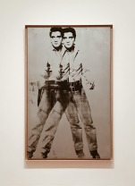 Double Elvis by Andy Warhol c.1963