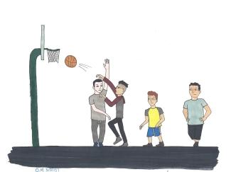 Slices of Life: Basketball