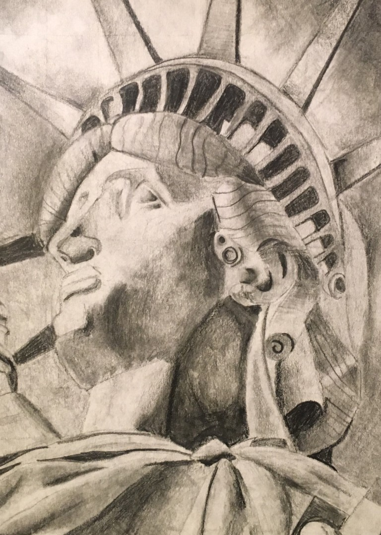 Statue of Liberty by Emma W.